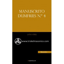 Manuscrito Dumfries N⁰4
